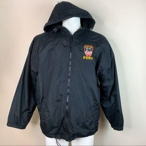 Other - Fire Department FDNY New York Hoodie Jacket